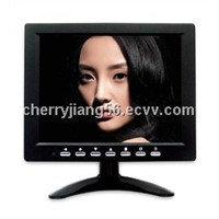 8 inch industry monitor with BNC/AV/VGA optional
