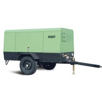 90SDY Electric mobile screw compressor