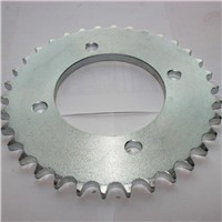 A3 steel motorcycle sprocket
