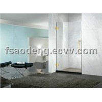 AE-701 Frameless Shower Door