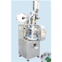AU-20automatic transparent triangle tea bag packing machine