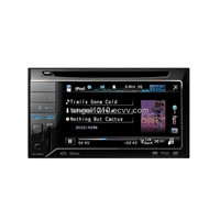 AVH-P3200DVD In-Dash Double-DIN DVD Multimedia AV Receiver