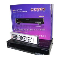 Az America S810b Satellite Receiver for South America