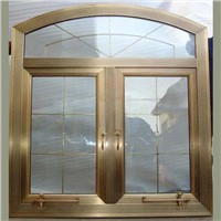 Bronze Clad Window-GBW002
