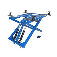 CE qualified scissor hoist LXD-60