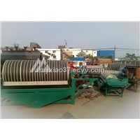 CTB Series chromite magnetic separator with ISO9001:2008