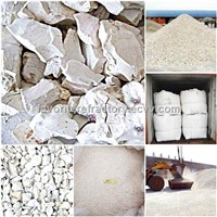 Calcined Flint Clay/Chamotte
