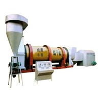 Chicken Manure Drying Machine