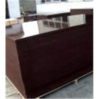 Chinese brown film faced plywood