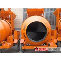 DASWELL Small Concrete Mixer with High Efficiency