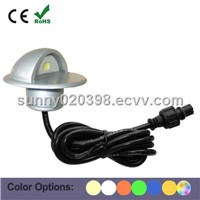 DC12V IP65 RGB LED Decking Lights / Step Lights