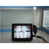 Dental intraoral camera with 8 inch LCD monitor 1GB SD memory card