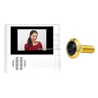 Digital Peephole Door Viewer with Microphone Talk Function and 2.8-inch TFT LCD Screen