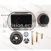 Doorbell Digital Peephole Electrionic Door Viewer of Taking Photo Spyhole Security Door phone Camera