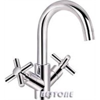 Double Handle Basin Mixer/ Faucet