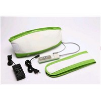 Dual motor slimming massage belt with heating functions (BLS-1017)