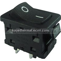 Electric Rocker Switch with VDE Certificate