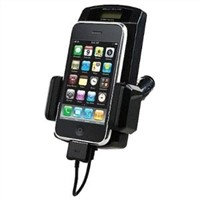 FM Transmitter+Car Charger+Remote for iPhone 4S 4 4G 3GS 3G 2G iPod Touch