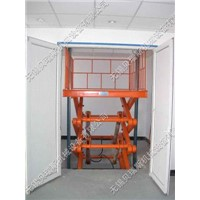 Fixed Loading Dock Lift Table