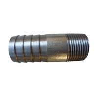 Galvanized Carbon Steel King Nipple/Tube Adaptor