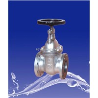 Gate Valve Non Rising Stem / Water Valve