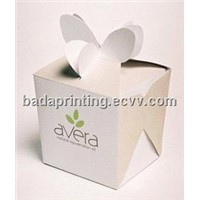 Gift Paper Packaging Box