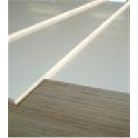 Glossy HPL plywood
