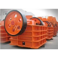 Good performance jaw crusher for crushing granite,limestone,basalt,iron ore,etc.