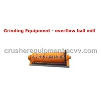 Grinding Equipment - overflow ball mill