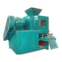 Gypsum briquette machine