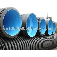 HDPE corrugated pipe for drain