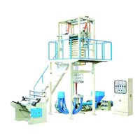 HDPE high speed film blowing machine(EN/H-45E/50E/55E/65E)