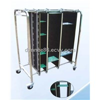 HORIZONTAL HOLD PRINTED CIRCUIT BOARD CART,PCB CART