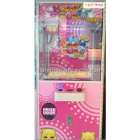 Happy World Crane Machine(With LCD Display)(Hominggame-Com-474)