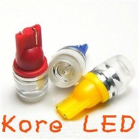 High Power 1.5W with lens T10 LED Car Light