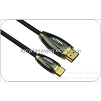 High Speed Gold HDMI Cable