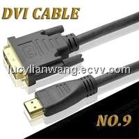 High Speed HDMI To DVI Cable