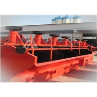 High capacity copper ore flotation machine with good performance
