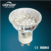 High quality 1w LED light cup with CE RoHS