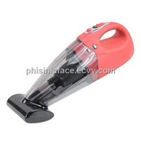 Home & Car Portable Battery rechargeable Cyclone Turbo LED Vacuum Cleaner FVC-9605