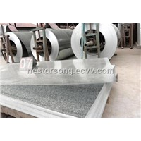 Hot dip galvanized steel sheet/plate in coil