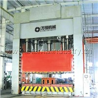 Hydraulic Double Action Press Machine