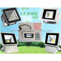 IP 68 led flood light 240W with CE and RoHS certified