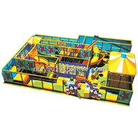 Indoor Playground TN-P107B