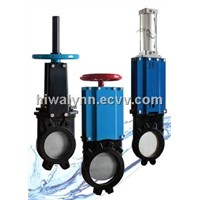 KNIFE GATE VALVE SOFT SEAT