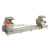 KT-383B Aluminum Digital Display Double Mitre Saw