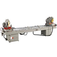 KT-383C window Double Head Cutting Saw Machine