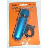 LED bike lights headlights, LED flashlight, dual-purpose lamp
