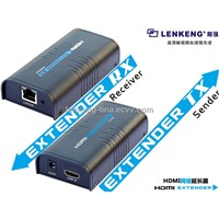 LKV373 120 meters HDMI Extender by TCP/IP