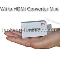 LKV6000-mini Wii to HDMI mini Converter